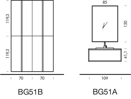BG51 A/B