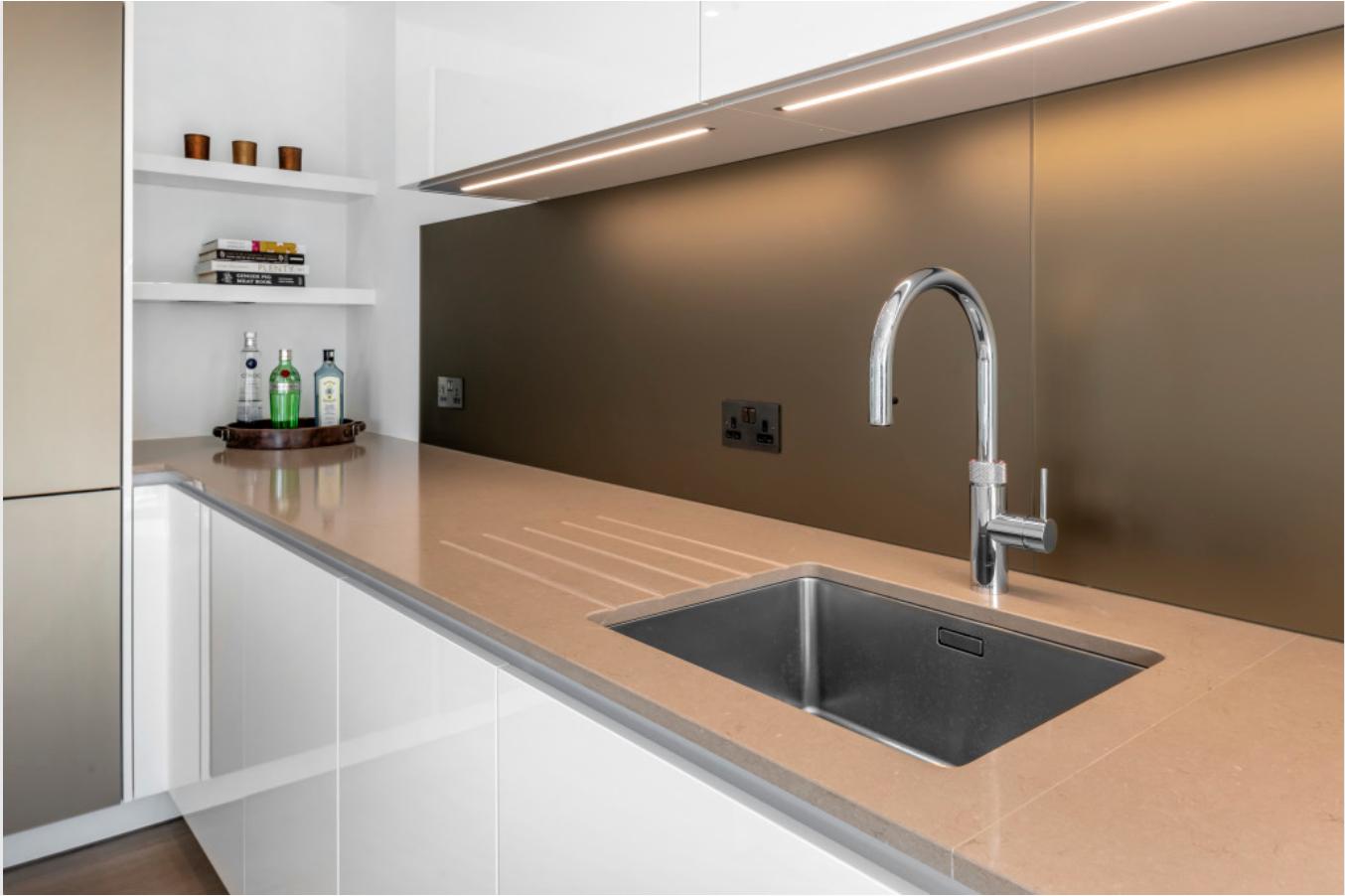 countertops, quarts and natural stone